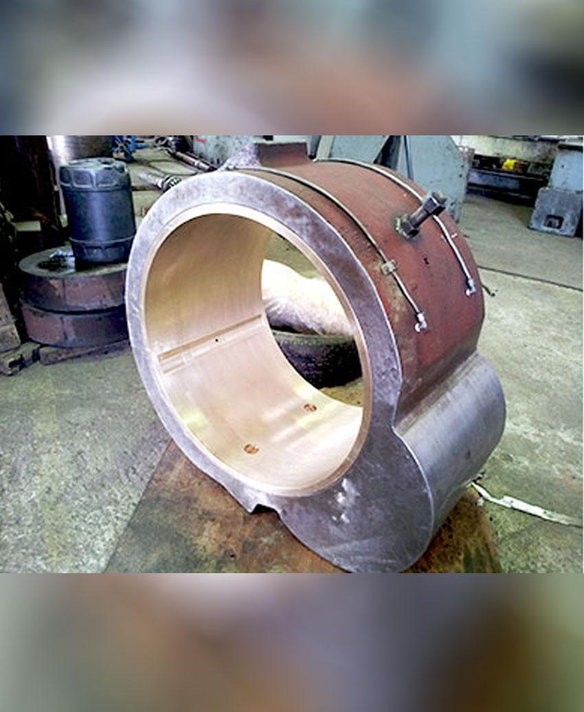 งาน Overhaul เครื่อง Press 1600 Ton